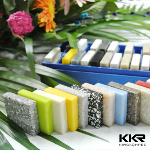 Artificial Stone Thermoform Solid Surface for Kitchen Tops pictures & photos