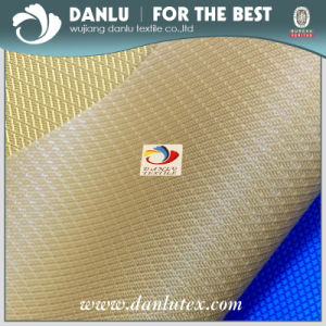 EVA Coated Jacquard Oxford Fabric for Bag Manufacturer pictures & photos
