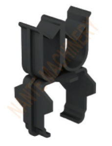 Plastic Cable Clip for C-Track Festoon pictures & photos