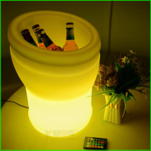 Glowing Restaurant Ice Buckets Bar Ice Bucket for Party pictures & photos