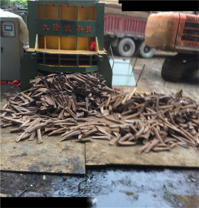 400ton Horizontal Automatic Shearing Machine pictures & photos