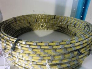 Diamond Wire for Granite Block Cutting pictures & photos