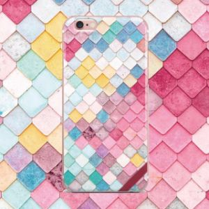 OEM Colorful Ultra Thin TPU Cell Phone Case for iPhone pictures & photos