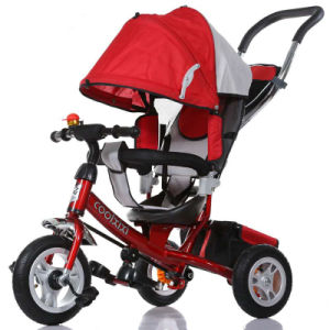 New Arrival 4 in 1 Children Tricycle Kids Baby Tricycle Trike pictures & photos