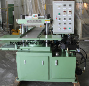 Press Ball Machine Four-Column Hot Pressing Molding Machine pictures & photos