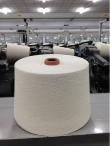 2017 100% Combed Compact Warp Cotton Yarn pictures & photos