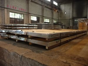 En 485 Standard 22 Enlongation 3003 H14 Aluminum Sheet pictures & photos