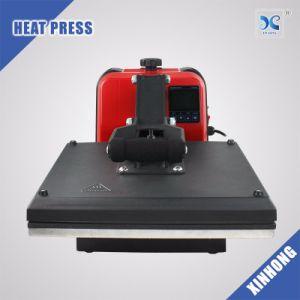 fashion Design LCD Controller T-shirt Heat Press Machine pictures & photos