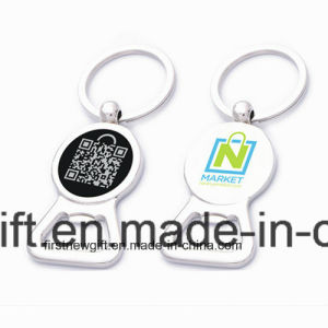Promotional Gift Cheap Souvenir Customized Logo Keychain Bottle Opener (F5018E) pictures & photos