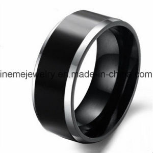 Shineme Jewelry Tungsten Carbide Natural Color Ring Inlay Wood Ring (TST2853) pictures & photos
