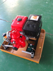 Vehicle Mounting Movable Fire Fighting Pump pictures & photos