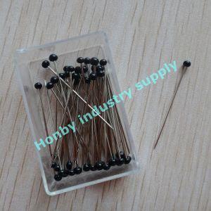 Rust-Proof Blass Glass Head Pins as Flower Decoration