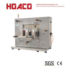 Asynchronous Die-Cutting/ Rotary Die Cutting Machine/ Die Cutting Machine/ 3 Stations
