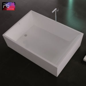 Classic Design Luxury Big Bathtub for Adullts pictures & photos