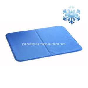 Waterproof Logo Printing Gel Cooling Mat pictures & photos