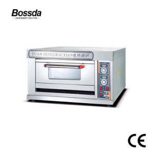 Wholesale Commercial Baking Machine Equipment Deck Pizza Oven for Bakery pictures & photos