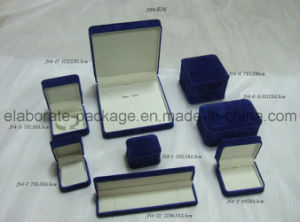 Hot Sale Packing Jewelry Box Various Size Velet Jewelry Box pictures & photos