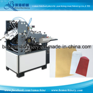 Small Pocket Red Medicine Envelope Making Machine 250 Model pictures & photos