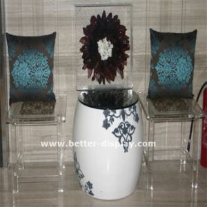 Clear Acrylic Plastic Folding Chair (BTR-Q3018) pictures & photos