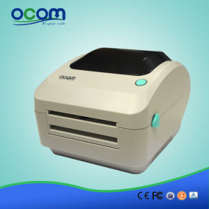 108mm White Thermal Label Barcode Printer pictures & photos