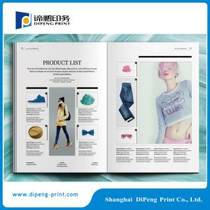 Professional High Quality Full Color Magazine Printer pictures & photos