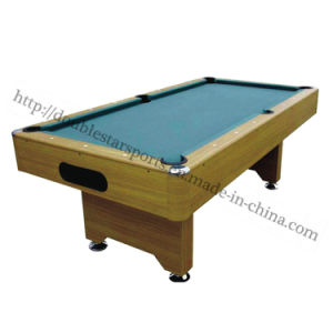 High Quality 7FT 8FT 9FT Wooden Billiard Pool Table pictures & photos