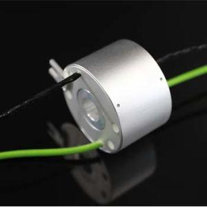 Exquisite Big Bore Slip Ring 2 Circuits Compact Design