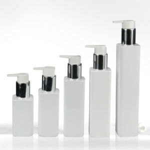 500ml Plastic Cosmetic Spray Bottles Skin Care Lotion Bottle with Pump pictures & photos