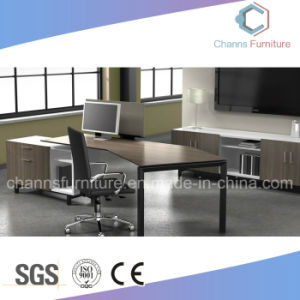 Modern L Shape Furniture Office Wood Executive Desk pictures & photos