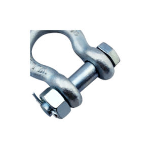 Forged Us Type G2130 Safety Pin High Quality Bow Shackle pictures & photos