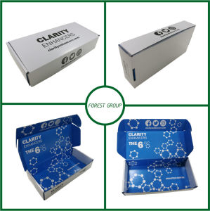 Small Rigid Cardboard Foldable Paper Packaging Gift Box pictures & photos