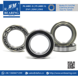 6010 2RS Low Friction Sealed Deep Groove Ball Bearing pictures & photos