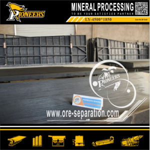 Low Price Mineral Beneficiation Equipment Shaking Table for Sale pictures & photos