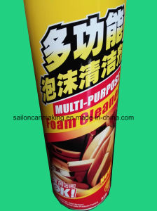 Aerosol Cans for Functional Foam Cleaner pictures & photos