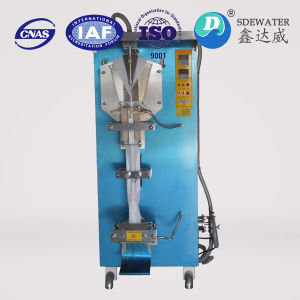 50-500ml Plastic Water Bag Filling Sealing Machine pictures & photos