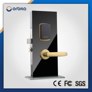 RFID Card 304 Stainless Steel Electronic Hotel Lock pictures & photos