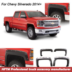 Auto Spare Parts Fender Flare Kit for Chevy Silverado 2014+ pictures & photos