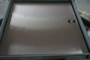 CNC Turning Carbon Steel Nickle Plating Part pictures & photos