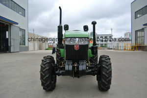 Suyuan Sy-454 4WD Agricultural Farm Wheeled Tractor