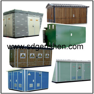 Box Type AC High Voltage Enclosed Metal Switchgear/Power Distribution Switchgear pictures & photos