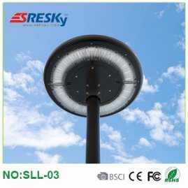 Good Quality All in One Solar Landscape Light Outdoor Garden Lamp with Warm and Pure Wthite pictures & photos