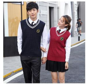OEM Service School Uniform Manufactures Primary High School Uniforms pictures & photos