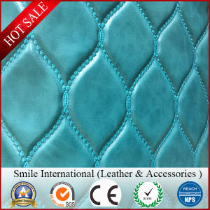 Sofa Car Seat Leather PVC Leather Factory Wholesales Faux Leather for Bed pictures & photos