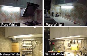 Smart Home Bedroom Wardrobe Sensor Lamp Cabinet LED Night Light pictures & photos