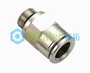 Brass Fitting Pneumatic Fitting with Ce RoHS pictures & photos