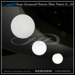PE Material Modern Ball Shaped LED Light pictures & photos