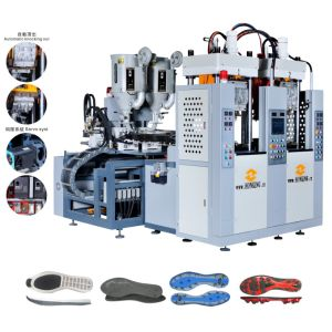 Automatic Tr/TPU Injection Moulding Machine pictures & photos