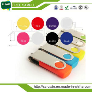 Free Sample Full Capacity Plastic USB Disk 16GB pictures & photos