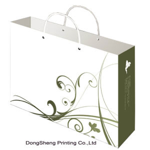 Elegant Design of Paper Gift Packing Box for Garment