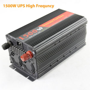 1500W Pure Sine Wave Inverter with UPS Function pictures & photos